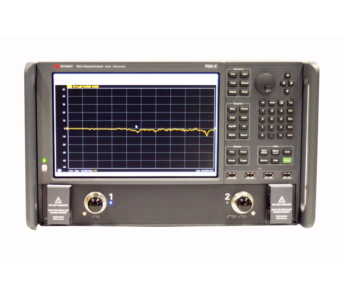 Keysight (Formerly Agilent) N5242B-222