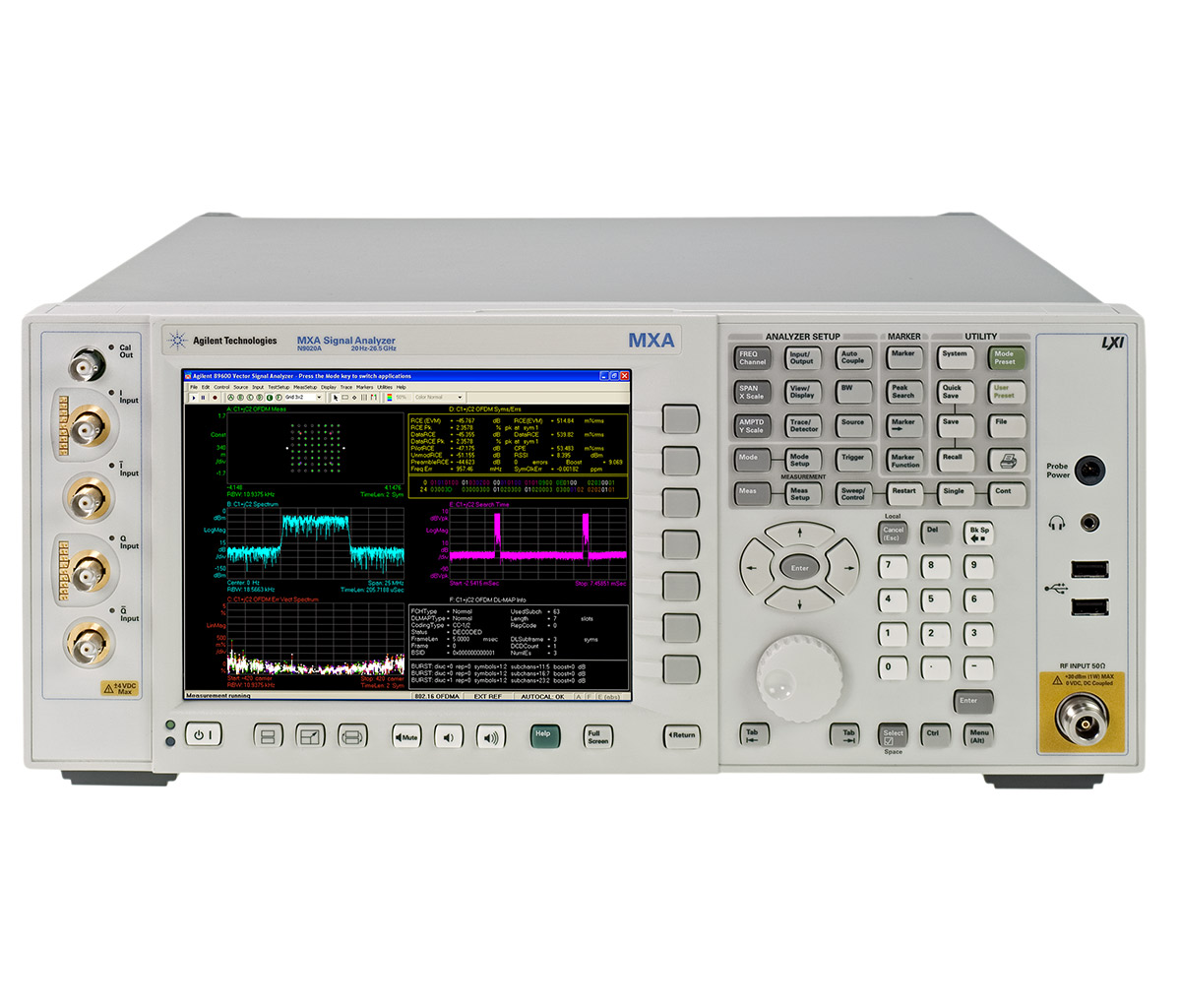 Keysight (Formerly Agilent) N9020A-503